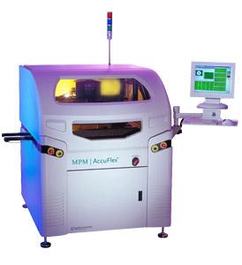 mpm accuflex printer